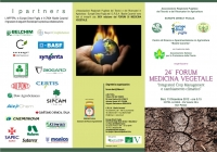 "24° Forum di Medicina Vegetale ""Integrated Crop Management e cambiamento climatico"""