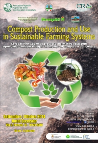 Corso ARPTA - COMPOST PRODUCTION and USE in SUSTAINABLE FARMING SYSTEMS